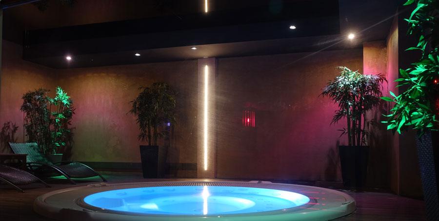 Assez KUNU'U spa en Hotel Acevi Villarroel Barcelona GN84
