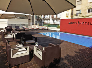 Access to the Outdoor Pool oferta kunu